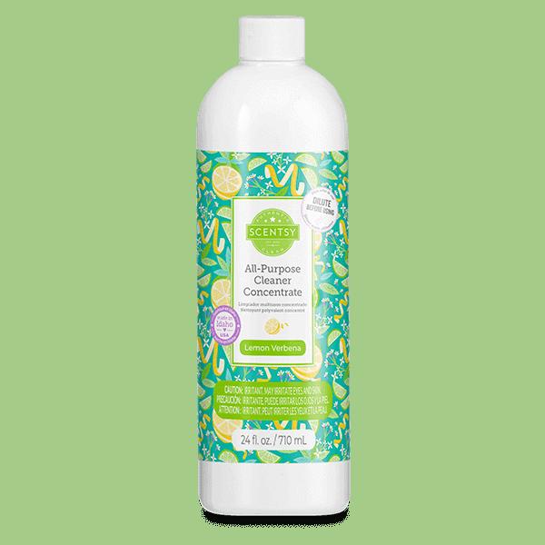 Lemon Verbena All Purpose Cleaner Concentrate