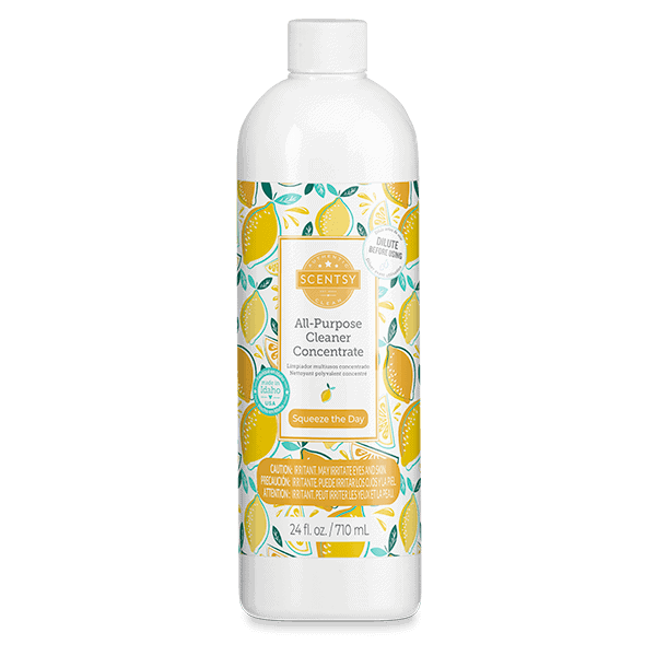 Squeeze The Day All Purpose Cleaner Concentrate