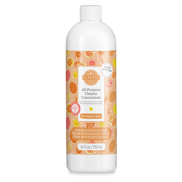 Sunkissed Citrus All Purpose Cleaner Concentrate