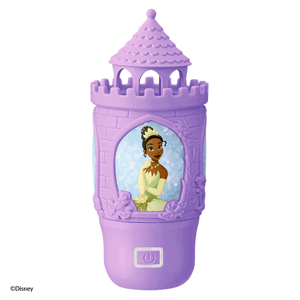 Disney Princess Wall Fan Diffuser Purple