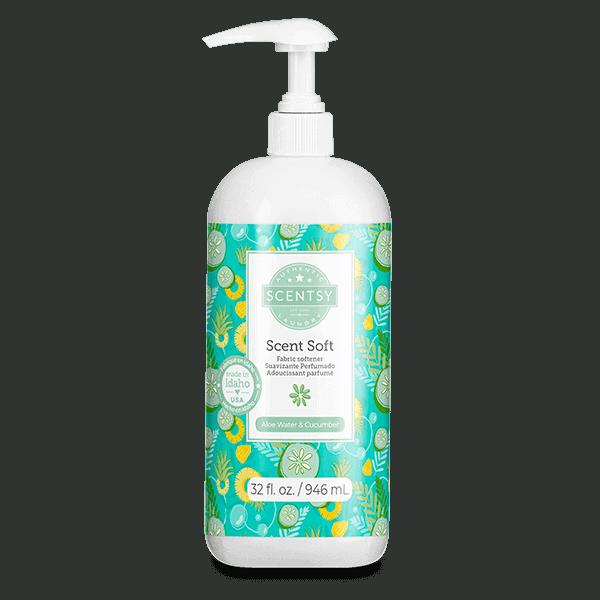 Aloe Water & Cucumber Scent Soft