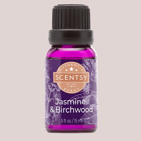 Jasmine & Birchwood Natural Oil Blend