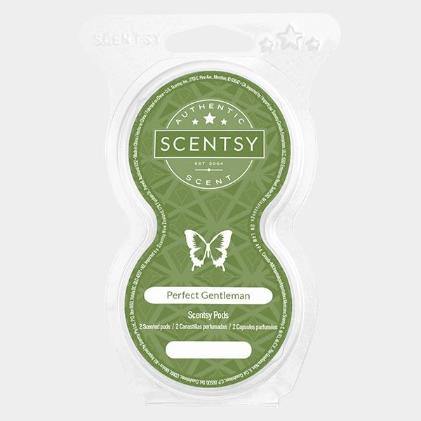Perfect Gentleman Scentsy Pods
