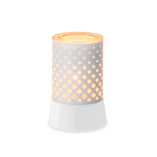 Light From Within - Mini Scentsy Warmer (Table Top)