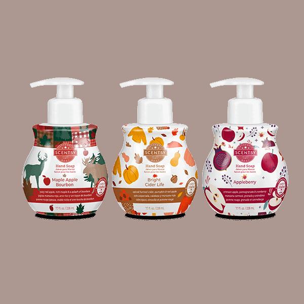 Harvest Hand Soap 3 Pack