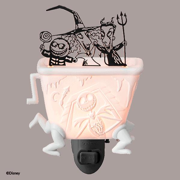 Lock, Shock, and Barrel - Mini Scentsy Warmer