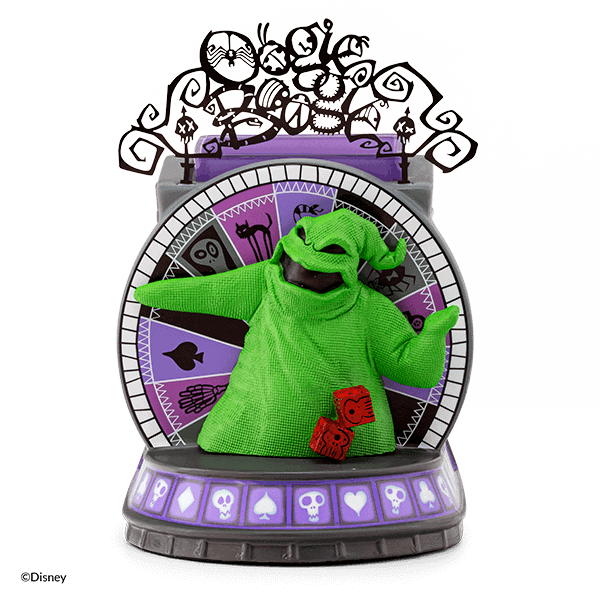 The Nightmare Before Christmas: Oogie Boogie's Casino – Scentsy Warmer
