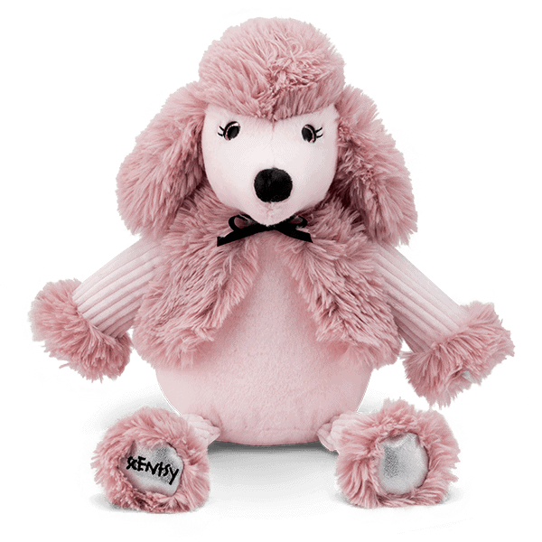 Posh the Poodle Scentsy Buddy