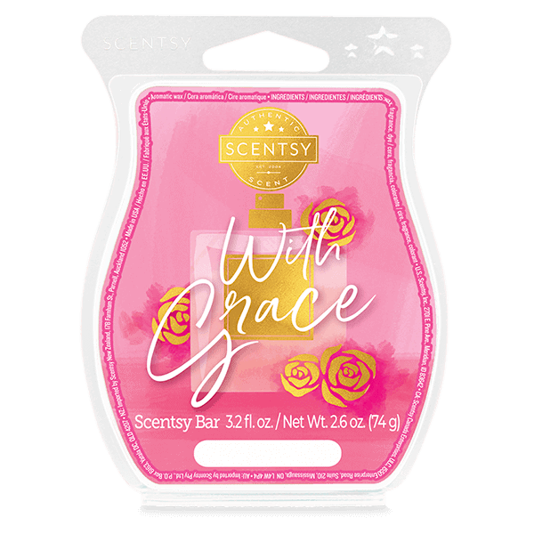 With Grace Scentsy Bar