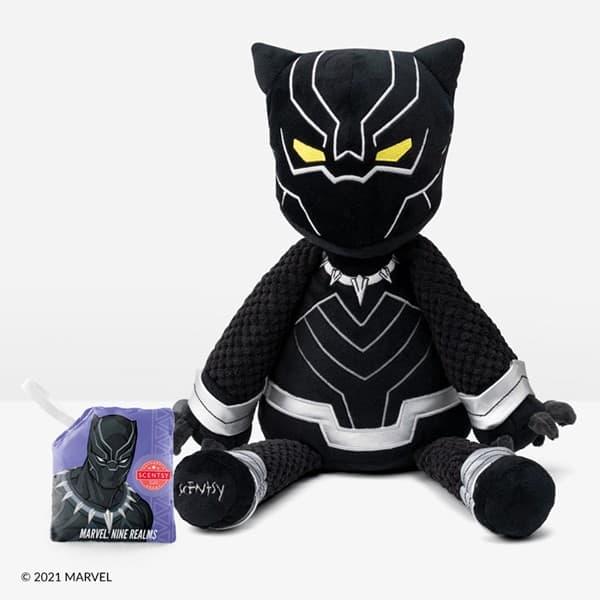 Black Panther - Scentsy Buddy
