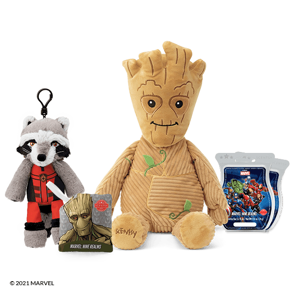 Groot and Rocket All-In Bundle