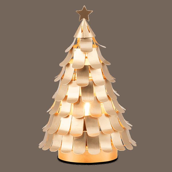 Treetops Glisten - Scentsy Warmer
