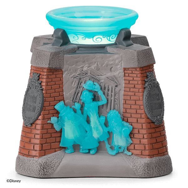 The Haunted Mansion - Scentsy Warmer