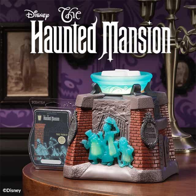 The Haunted Mansion Hero