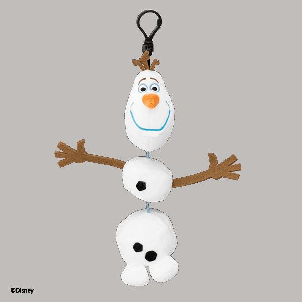 Olaf Buddy Clip